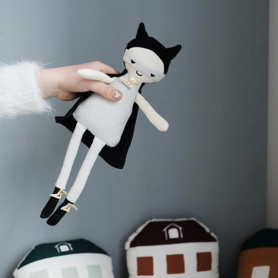 Fabelab little superhero doll