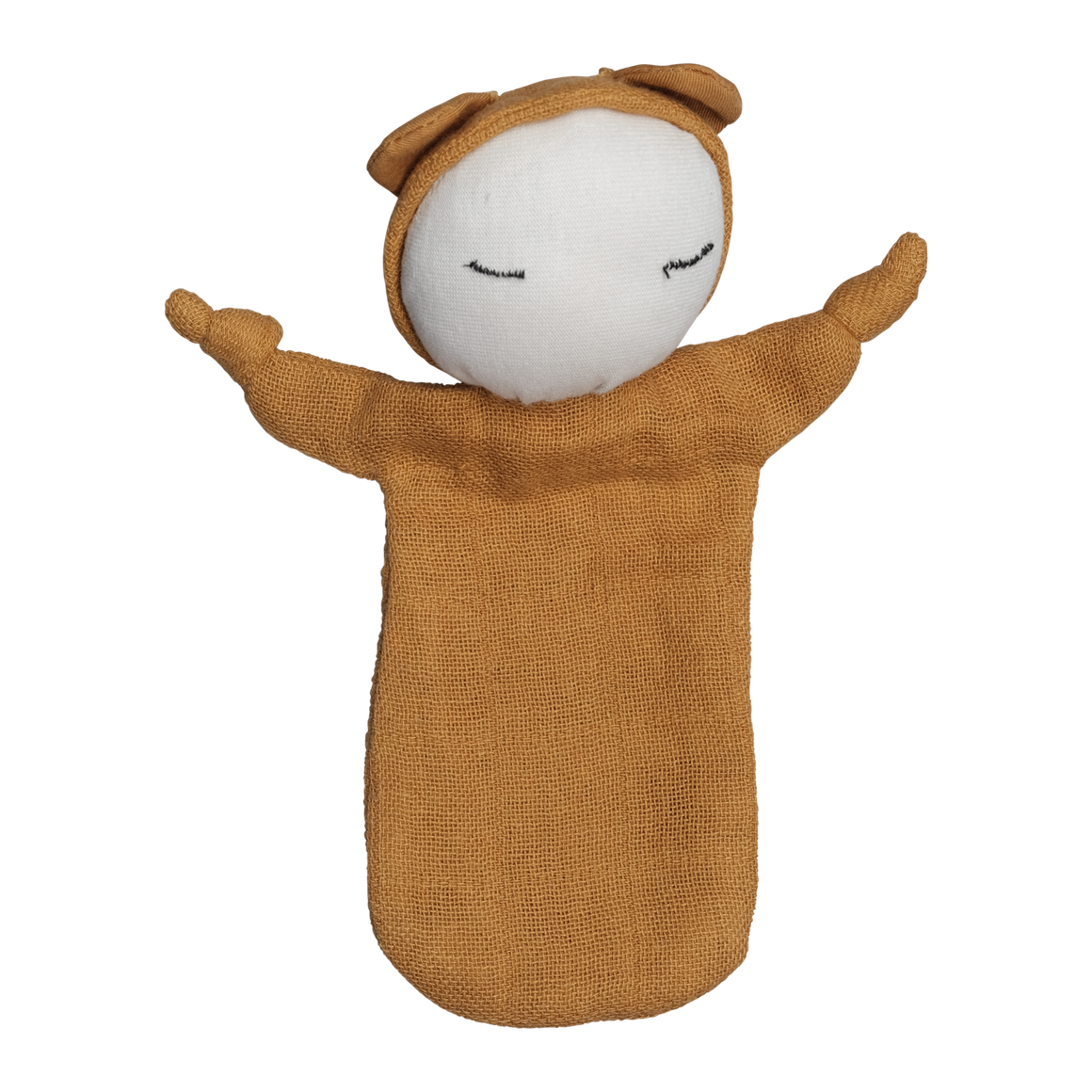 Fabelab Cuddle Doll in Ochre