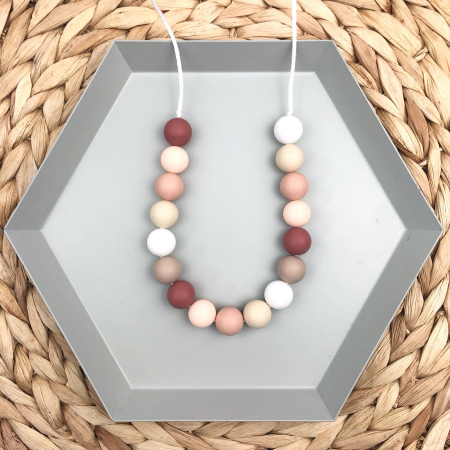 India Teething Necklace - Sebandroo