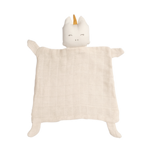 Fabelab Cuddle Unicorn Comforter in Natural