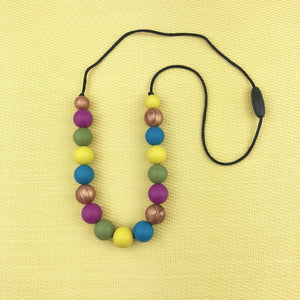 Melbourne Teething Necklace - Sebandroo