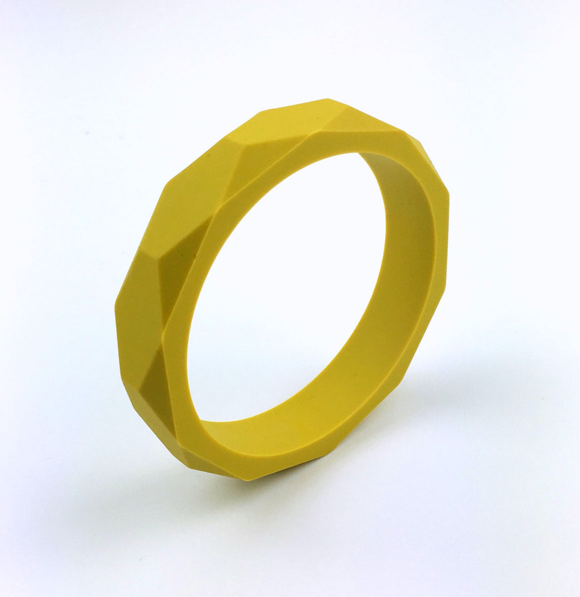 Teething Bangle - Mustard - Sebandroo