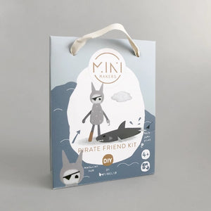 Pirate Friend Craft Kit by Fabelab