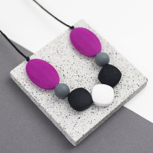 Aden Teething Necklace - Sebandroo
