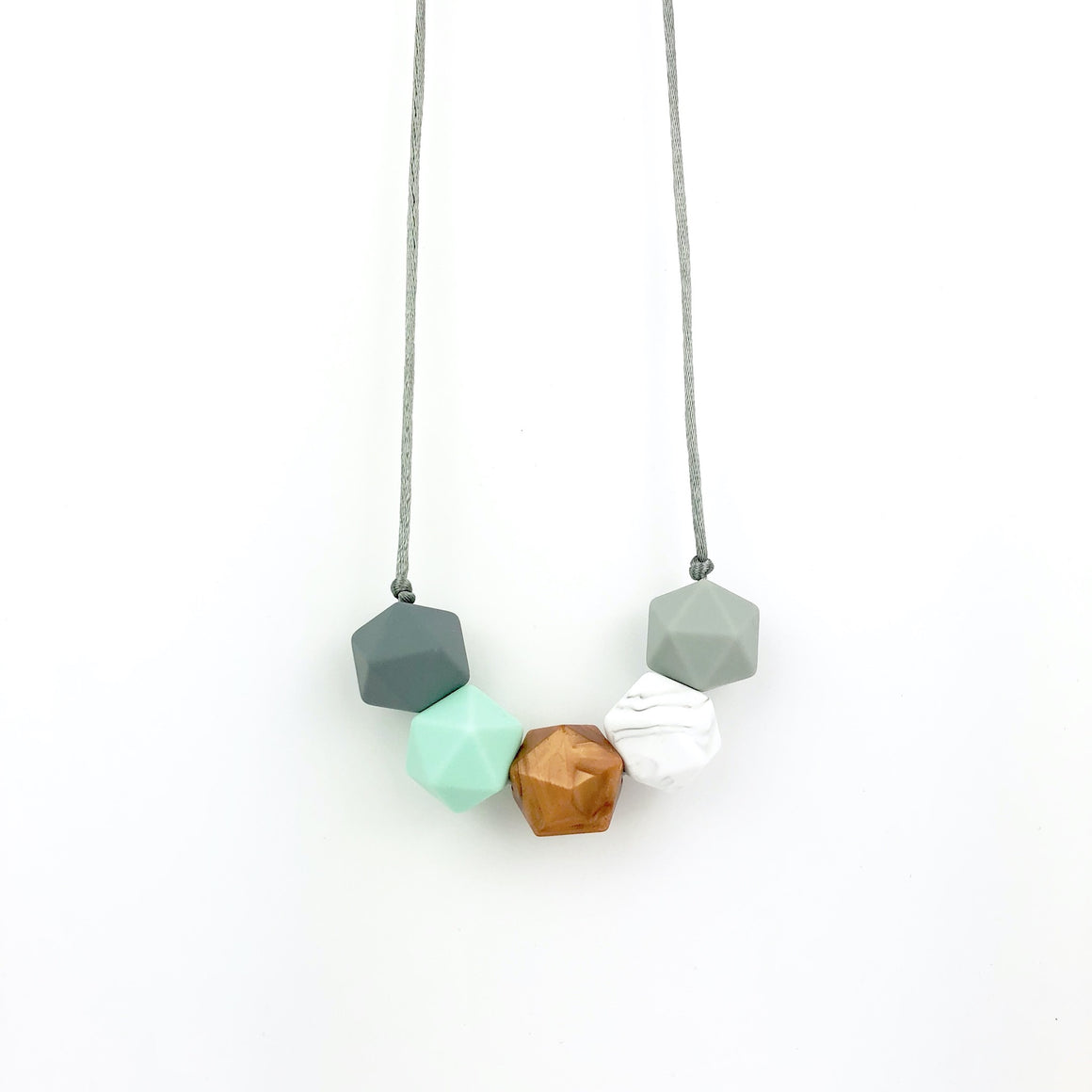 Simple Teething Necklace - Sebandroo
