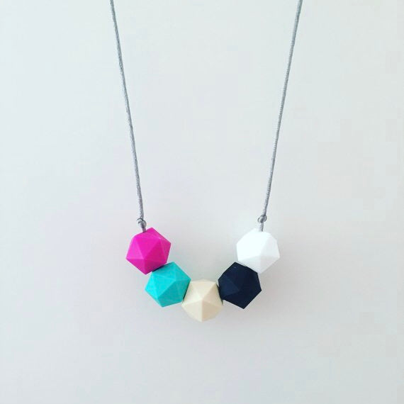 Dina Teething Necklace - Sebandroo
