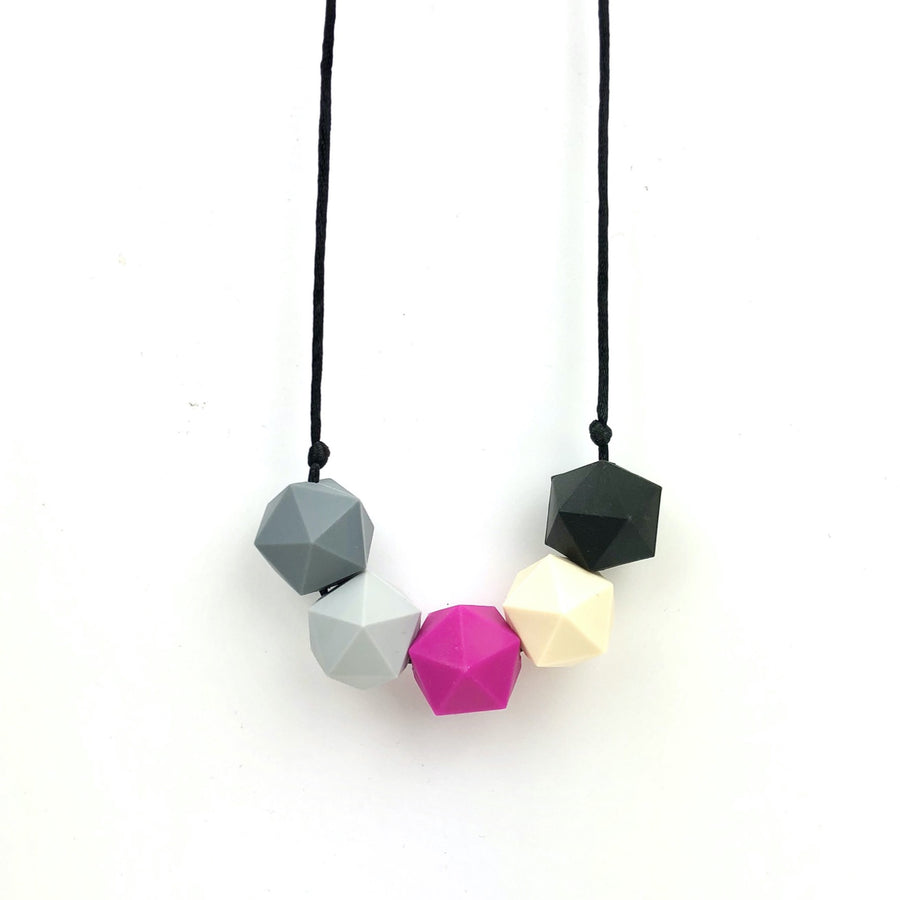Tyler Teething Necklace - Sebandroo