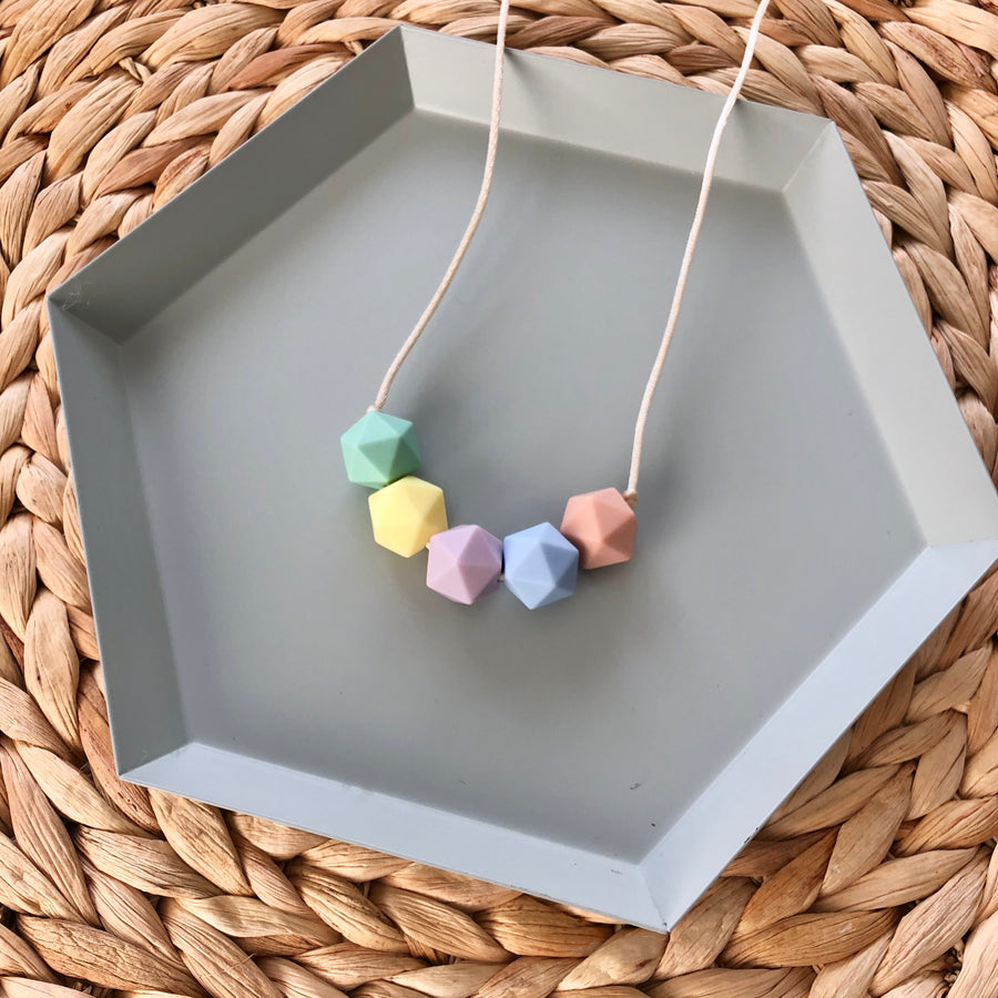 Pastel Children's Necklace