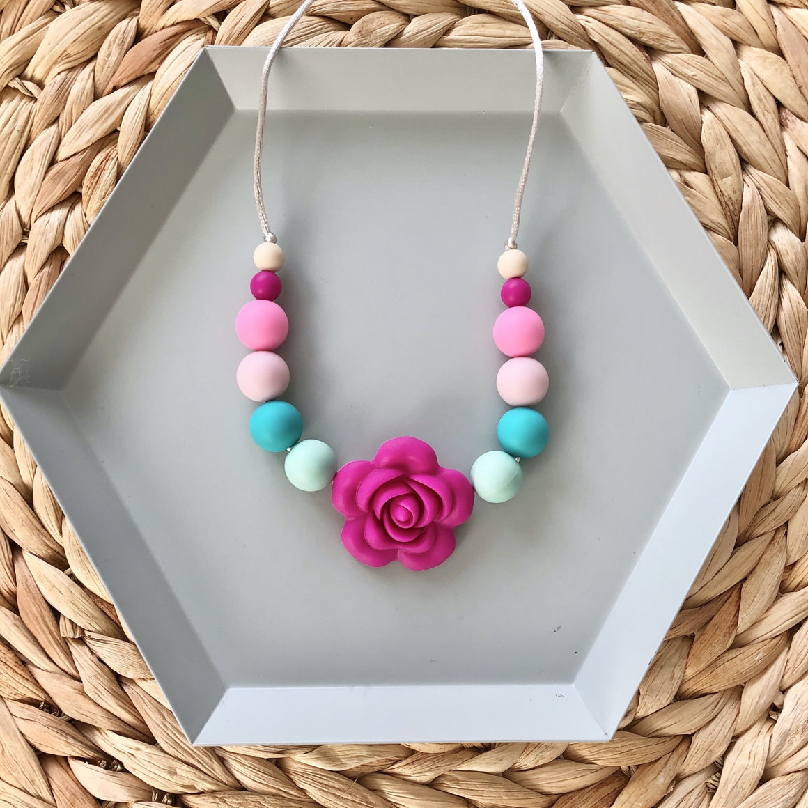 Children's Flower Necklace