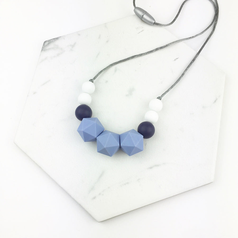 Afina Teething Necklace - Sebandroo