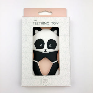 Boxed Panda Teething Toy