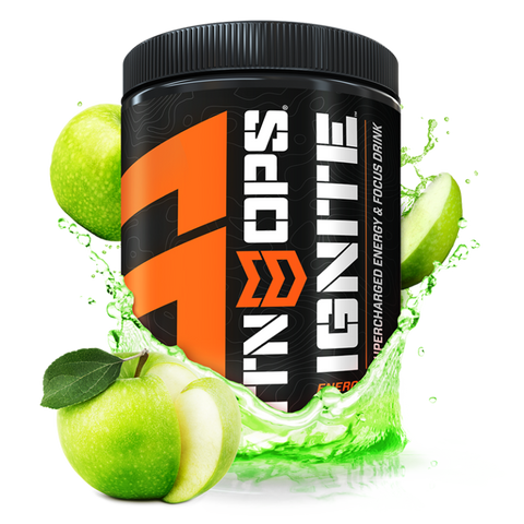 Mtn Ops Ignite Green Apple