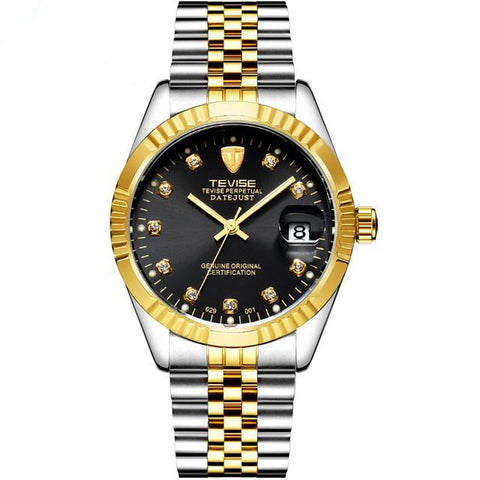 Tevise DateJust Automatic Watch