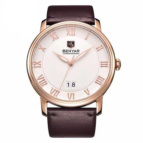 Benyar BY-2728M Quartz Watch