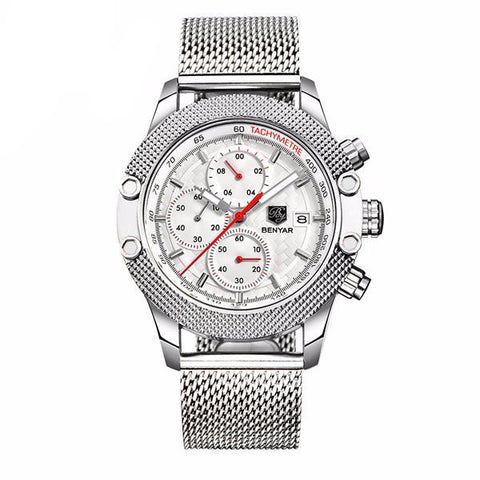 Benyar BY-5109 Quartz Watch