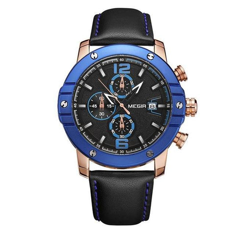 Megir M2046 Qartz Watch