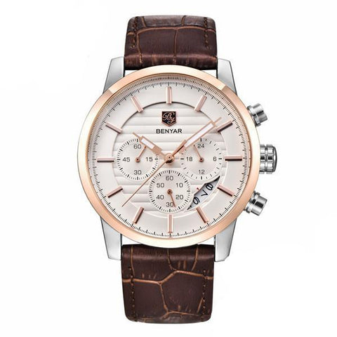 Benyar BY-5104M Quartz Watch