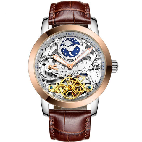 Lige 6812L Mechanical Watch