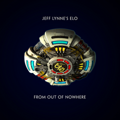 FROM OUT OF NOWHERE - LP + POSTER