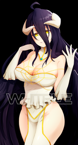 Albedo Phone Wallpaper