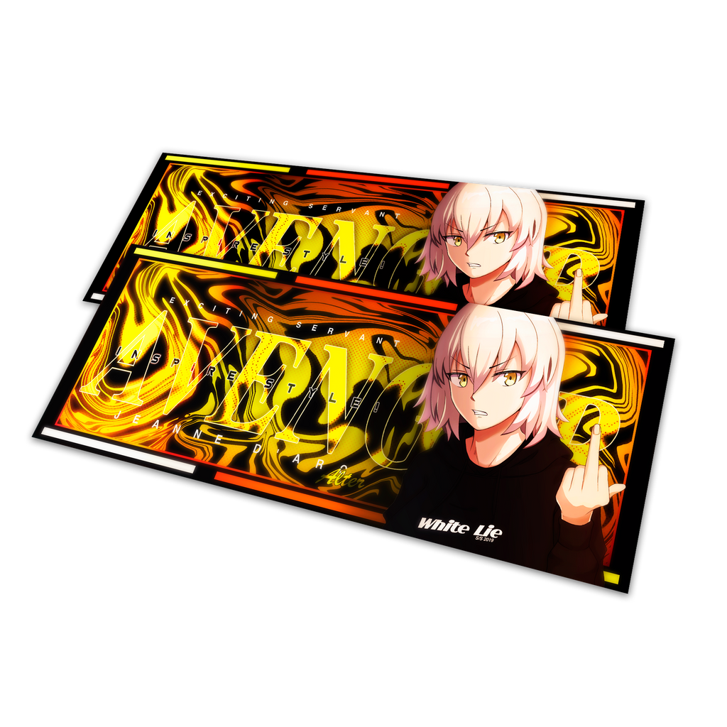 Jeanne D'Arc Alter Slap *Discontinuing*