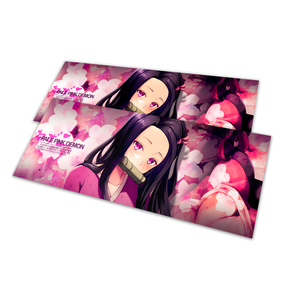 Nezuko Slap *Pre-Order Re-Stock*