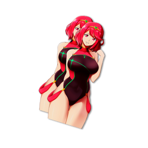Pyra (Kiss-Cut)
