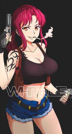 Revy Phone Wallpaper