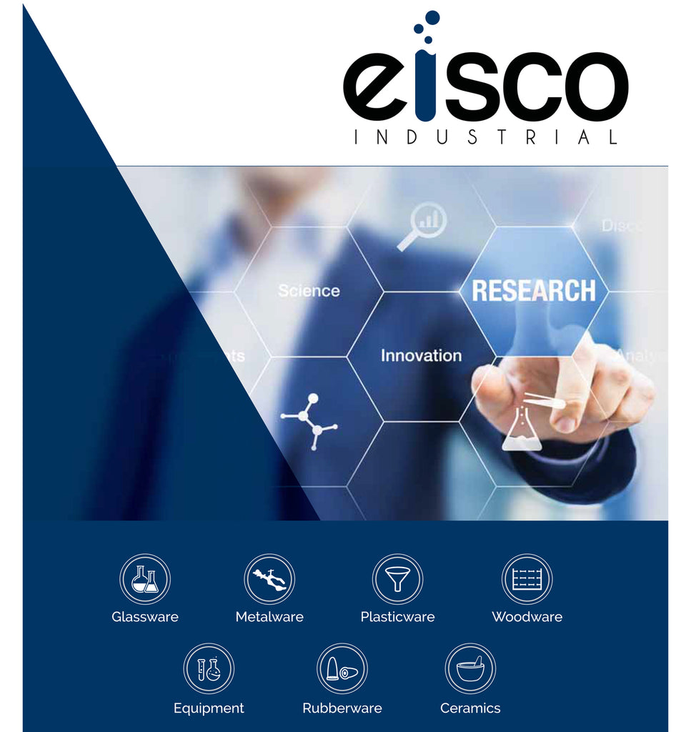 Hot off the Press - Eisco Industrial Catalogs Now Available, Request a Copy Today!