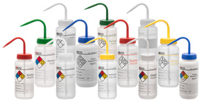 New Product Announcement - Eisco Performance Plastic Wash Bottles