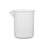 Polypropylene Beaker, 100 ml, 5 ml Graduation, Autoclavable