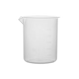 Polypropylene Beaker, 500 ml, 10 ml Graduation, Autoclavable