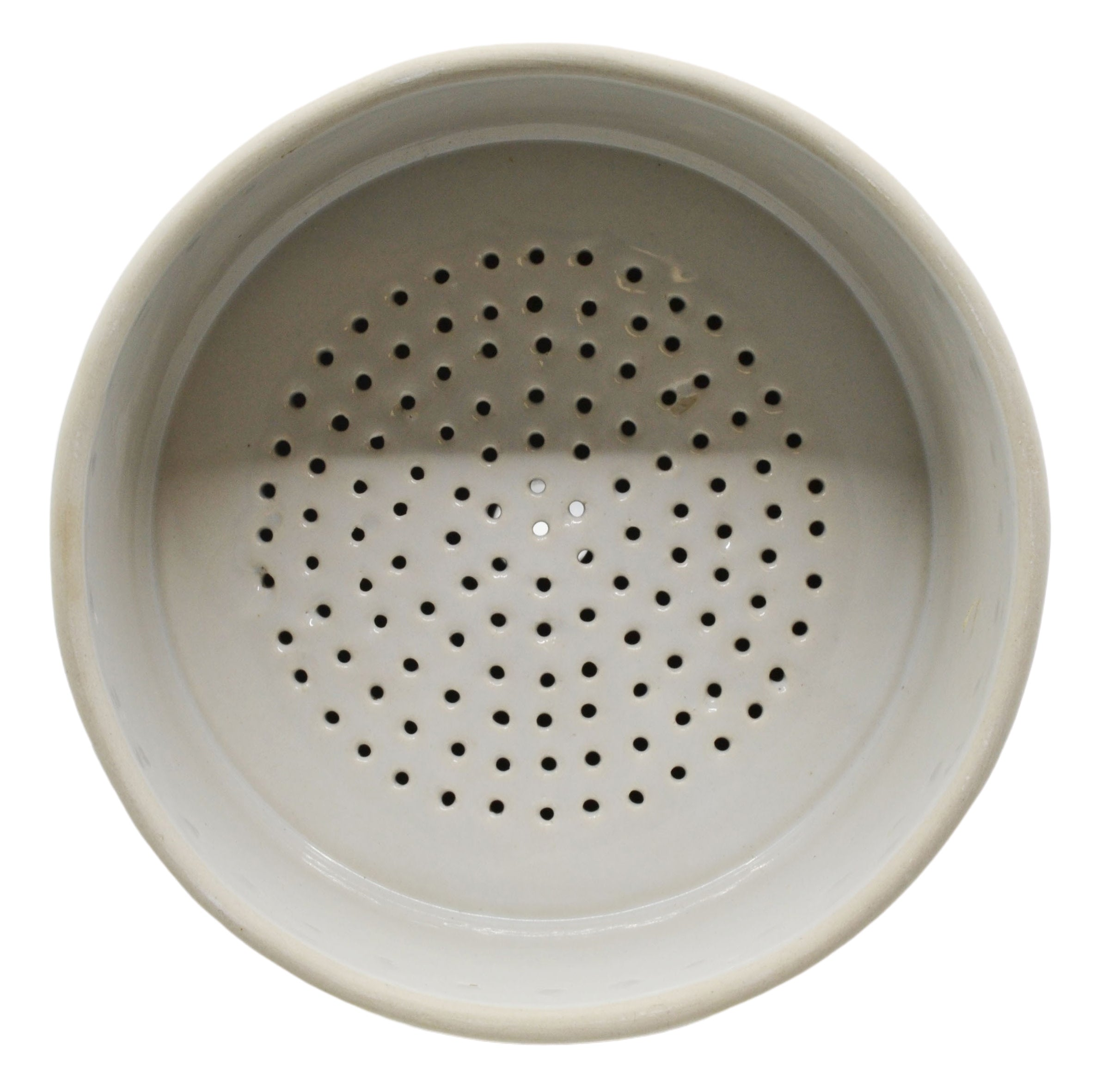 Porcelain Buchner Funnel, Perforated Plate, 15cm