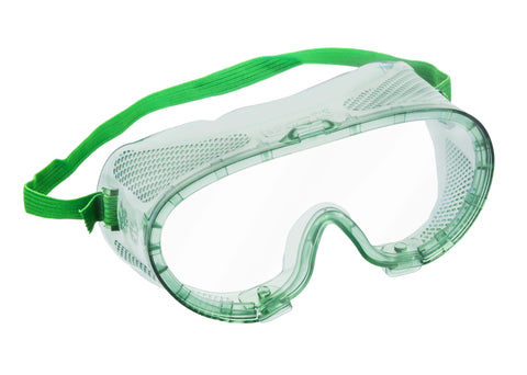 Adjustable Safety Goggles, Direct Vent