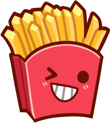 Fries Character