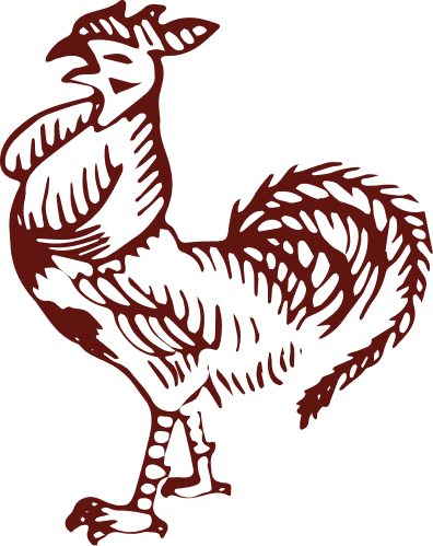 Sriracha Rooster Graphic
