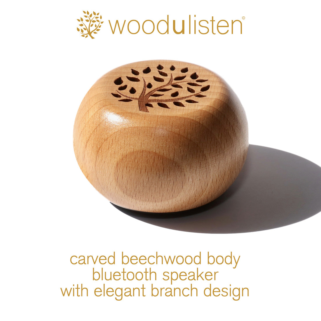Branch woodulisten Single TWS Speaker - Branch Design