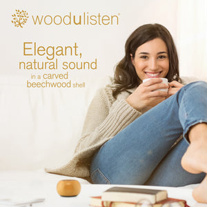Tree woodulisten Single TWS Speaker - Tree Design