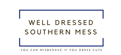 The Well Dressed Southern Mess