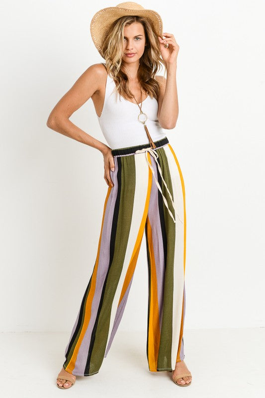Kinsey Wide Leg Pants