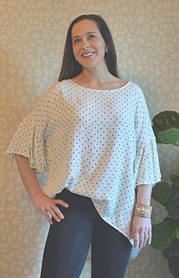 Harper Dotty Top