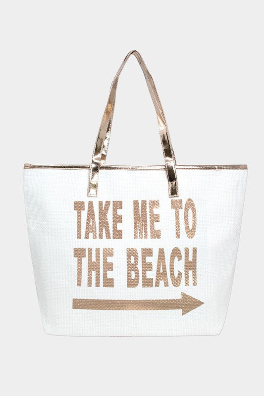 Delaney Beach Tote