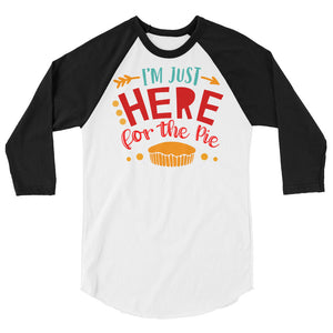 Here for the Pie Raglan