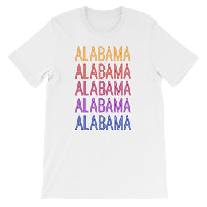 Alabama Ombre - The Well Dressed Southern Mess