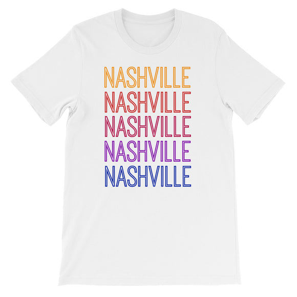 Nashville Ombre - The Well Dressed Southern Mess