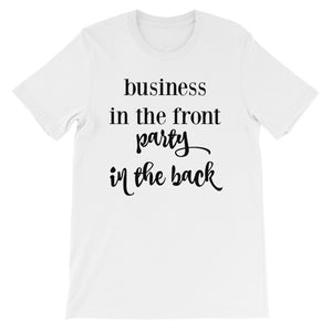 Business in the Front - The Well Dressed Southern Mess