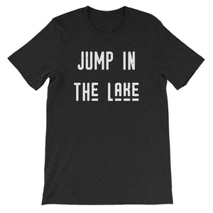 Jump in the Lake - The Well Dressed Southern Mess
