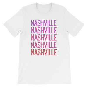Nashville Pink Ombre - The Well Dressed Southern Mess