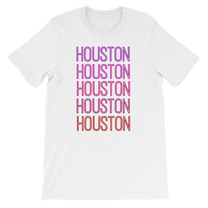 Houston Pink Ombre - The Well Dressed Southern Mess