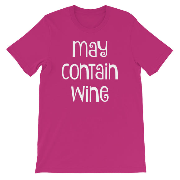 May Contain Wine - The Well Dressed Southern Mess